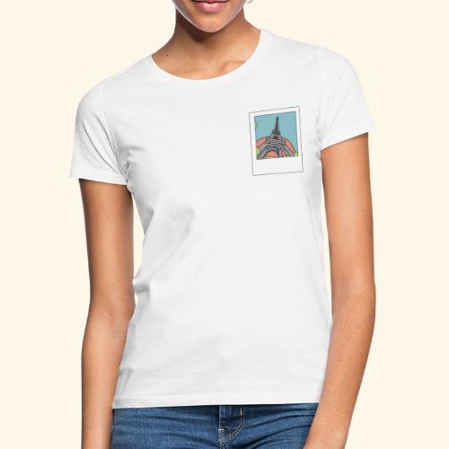Polaroid Paris - Frauen T-Shirt