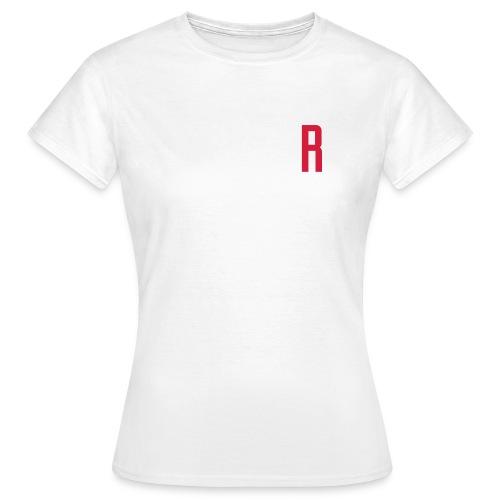 fcrichemond-R-2019-vert+r - T-shirt Femme