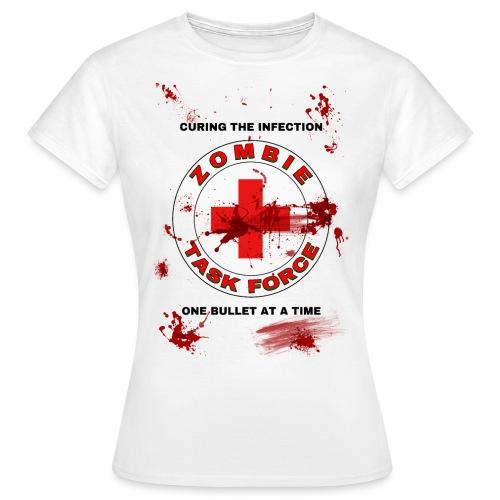 Zombie Task Force - Women's T-Shirt