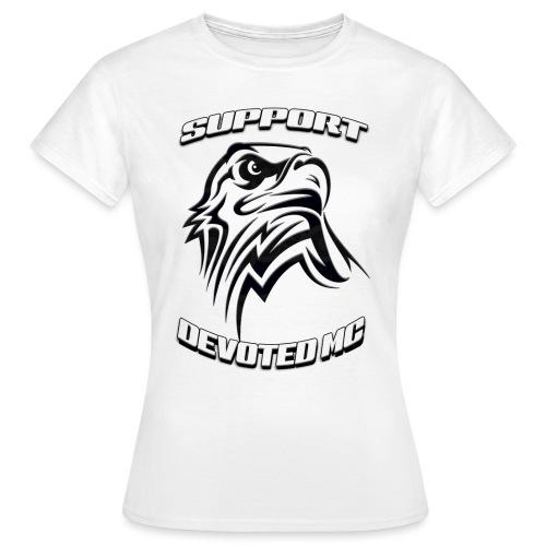 SUPPORT DEVOTEDMC E - T-skjorte for kvinner