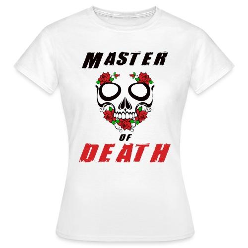 Master of death - black - Koszulka damska