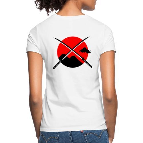 Japan x Levitation 2 - T-shirt Femme