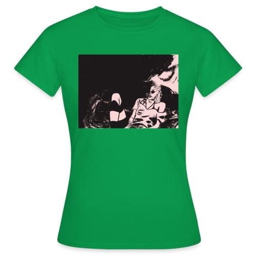 Grimes - Maglietta da donna