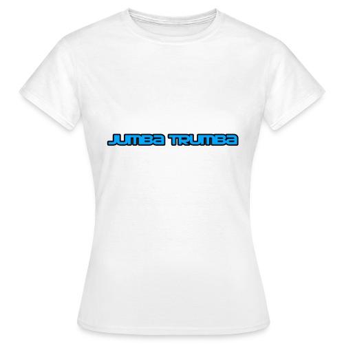Jumba Trumba Spreadshirt - Women's T-Shirt