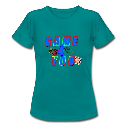 Game4You - Women's T-Shirt