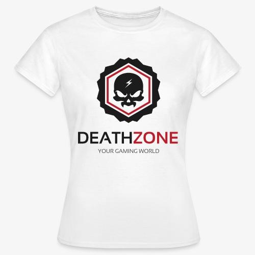 DeathZone Logo Avatar - Koszulka damska