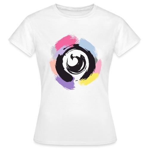 I Am Netlight (color) - T-shirt dam