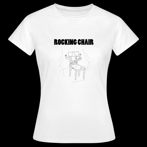Rocking Chair - Women's T-Shirt