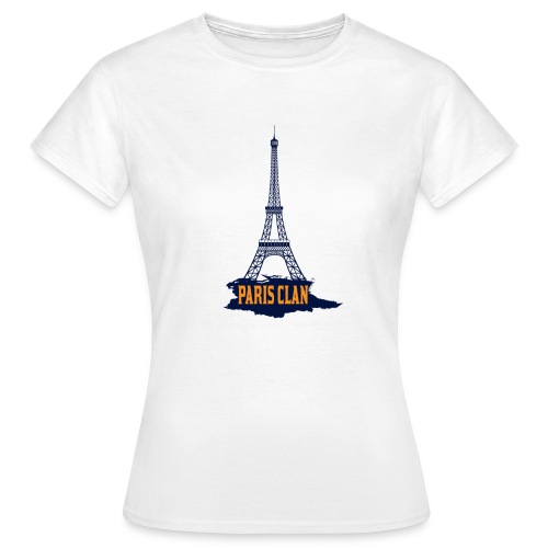 Paris Eiffel - Women's T-Shirt