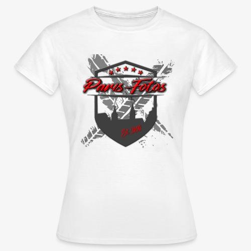 Paris Wappen - Frauen T-Shirt