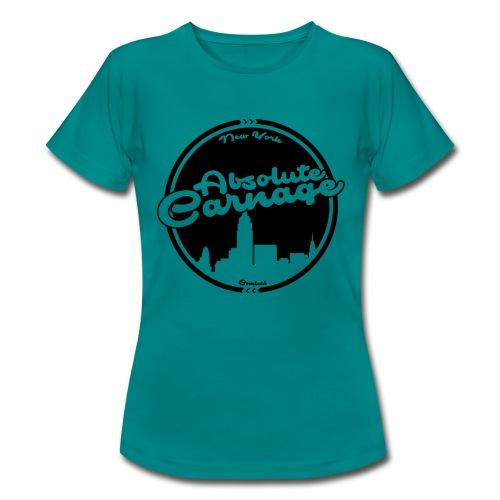Absolute Carnage - Black - Women's T-Shirt