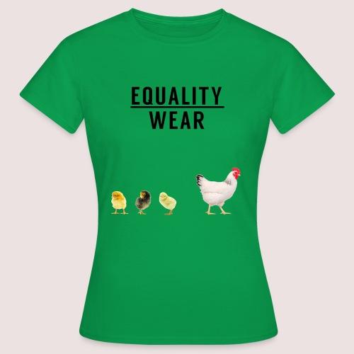 Small Chicken Edition - Women's T-Shirt