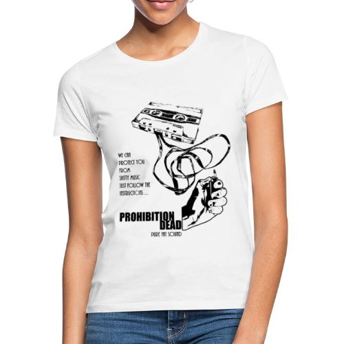 Tee Protect You - T-shirt Femme