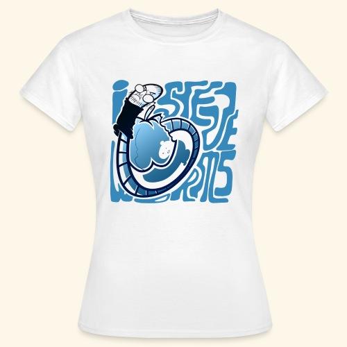 i STEVE WORMS - Women's T-Shirt