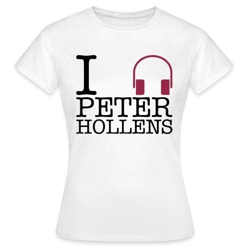 peter hollens2 - Women's T-Shirt