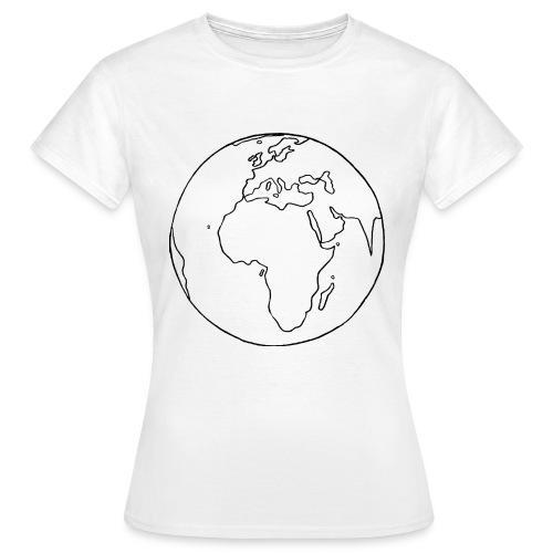 Mutter Erde - Frauen T-Shirt