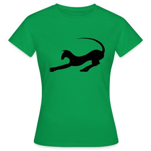 Silluett 2 - T-shirt dam