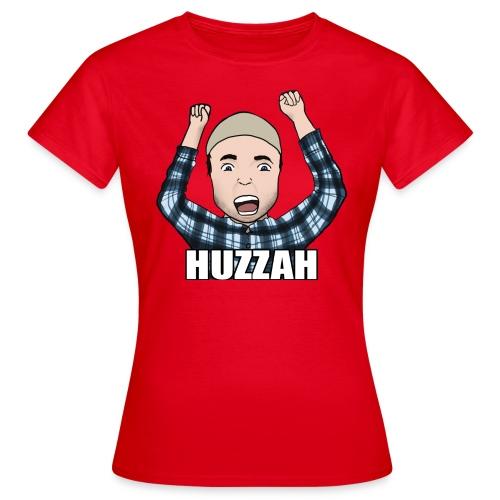 Fuse4Gaming   Huzzah! - Women's T-Shirt