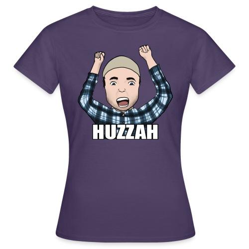 Fuse4Gaming | Huzzah! - Women's T-Shirt