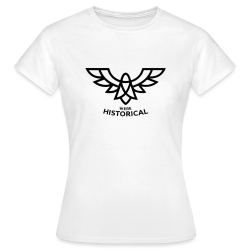 Text & Logo - Women's T-Shirt