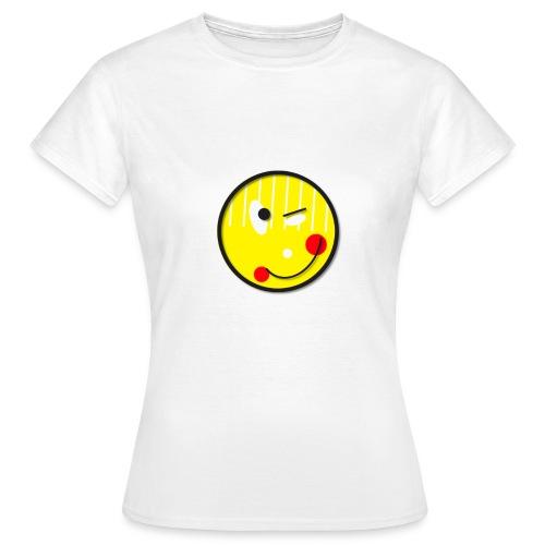 Girlieshirt verrückt - Frauen T-Shirt