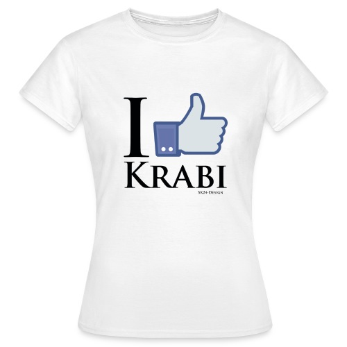I Like Krabi Black - Women's T-Shirt