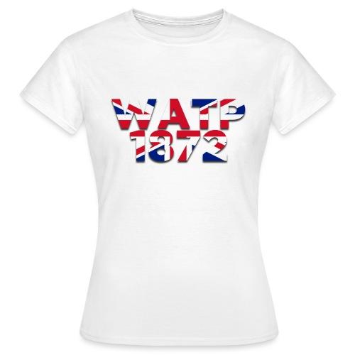 WATP 1872 - Women's T-Shirt