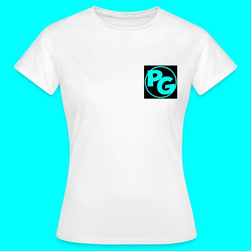 tshirt logo blue - Women's T-Shirt