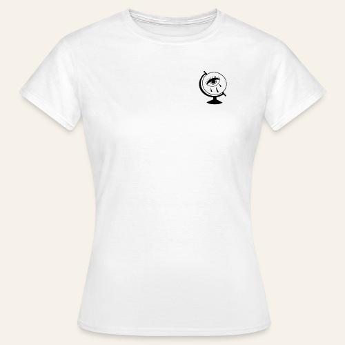 Globe larmoyant - T-shirt Femme
