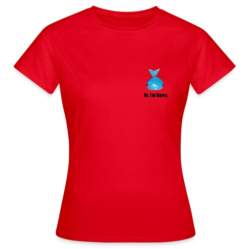 HI IM GARRY - Maglietta da donna
