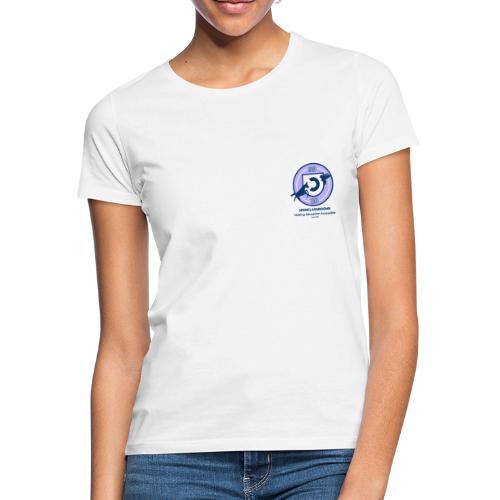Purple Crest - T-shirt Femme