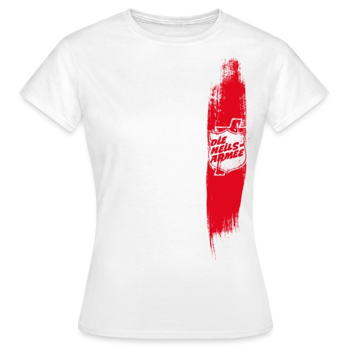 logo shield - Frauen T-Shirt