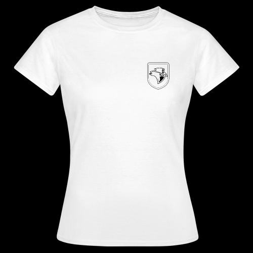 Shield Bandit - black - Women's T-Shirt