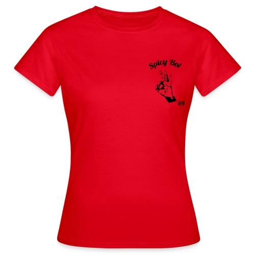 Spicy Boi - Women's T-Shirt