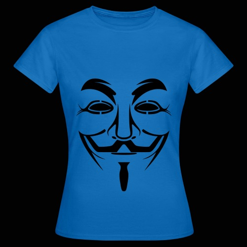 anonymous - Women's T-Shirt