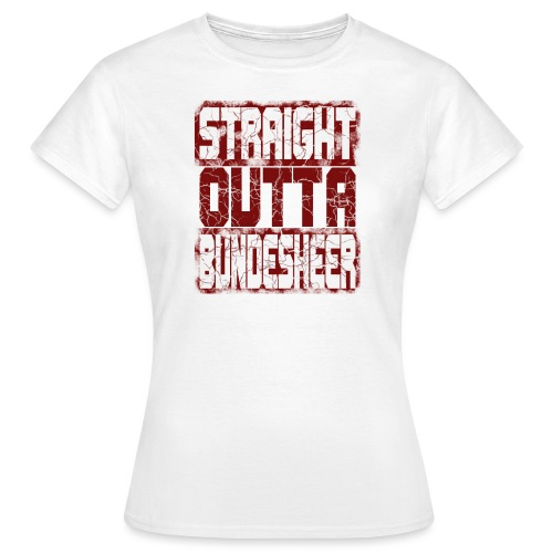 Bundesheer Abrüster - Frauen T-Shirt