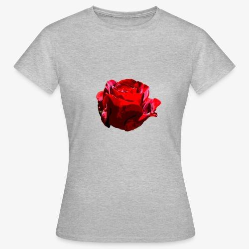 Red Rose - Frauen T-Shirt