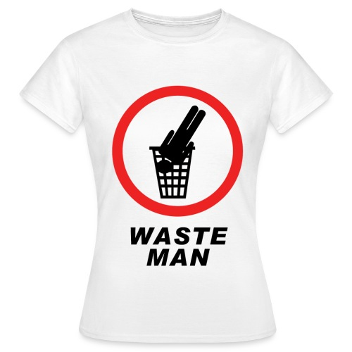 Waste Man - Women's T-Shirt