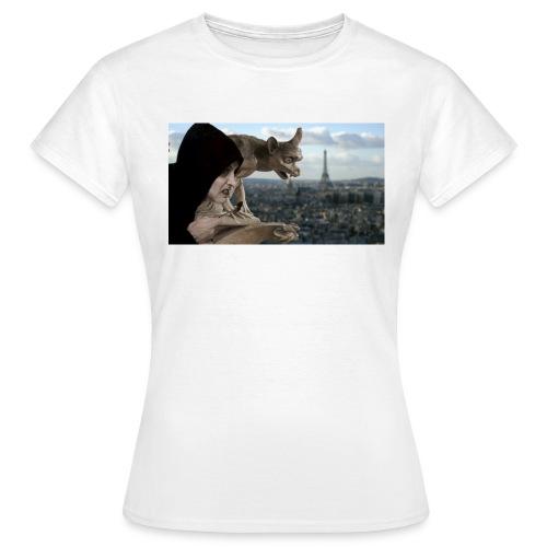 hsmparisgargoyle - Women's T-Shirt