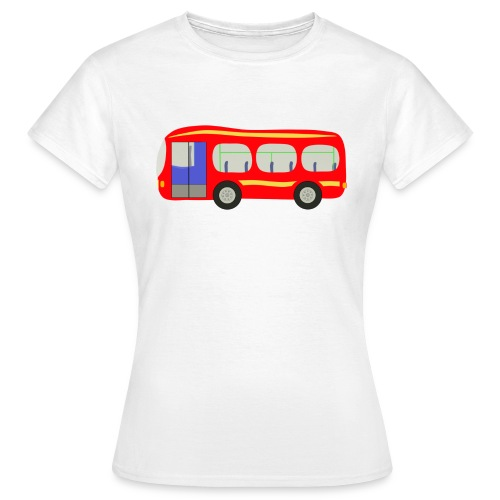 bus - Women's T-Shirt