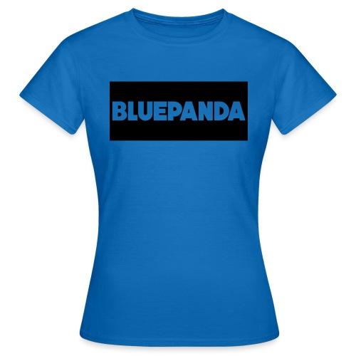 BLUE PANDA - Women's T-Shirt