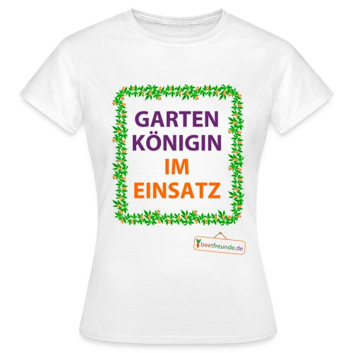 prinzessin - Frauen T-Shirt