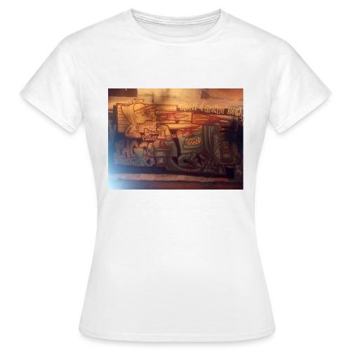 graffiteur - T-shirt Femme