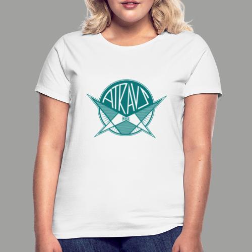 Atravs Medical, Logo green - T-shirt dam