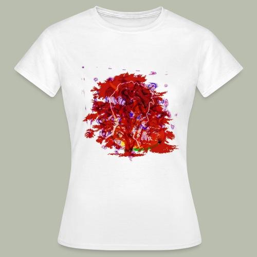 Explosion - Frauen T-Shirt