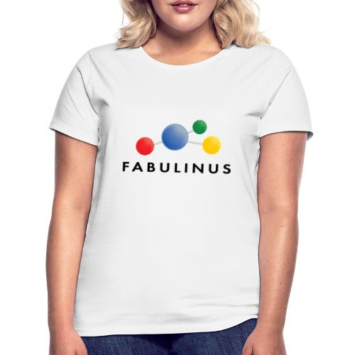 Fabulinus logo dubbelzijdig - Vrouwen T-shirt