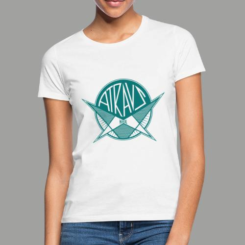Atravs Medical, Logo green - T-shirt dam