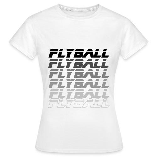 fly02 - T-shirt Femme