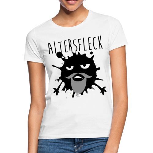 inky+sketch_022 - Frauen T-Shirt