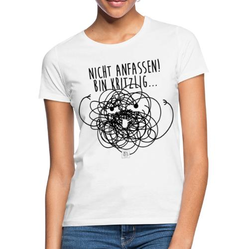inky+sketch_014 - Frauen T-Shirt